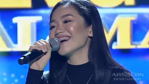 TNT 5: Claire Maaba sings Greatest Love Of All Image Thumbnail
