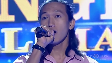 TNT 5: Quencer Reyes sings May Pag-Ibig Pa Ba Image Thumbnail