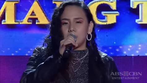 TNT 5: Rafaella Berso sings Banal Na Aso, Santong Kabayo Image Thumbnail