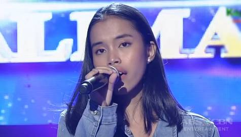 TNT 5: Shanne Gulle sings Sarah Geronimo's Forever's Not Enough | Round 2 Image Thumbnail