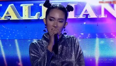 TNT 5: Lovely Ann Restituto sings Nag-Iisa Na Naman  Image Thumbnail