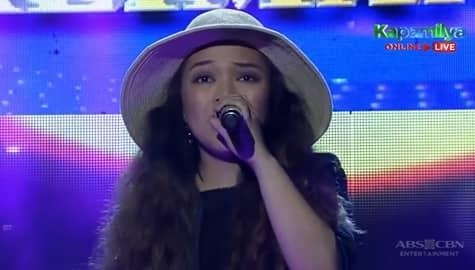 TNT 5: Aixia Mallary sings Camila Cabello's Consequences Image Thumbnail