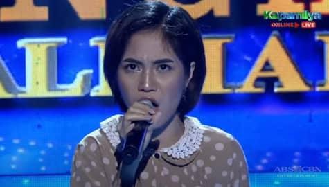 TNT 5: Jenine Fernandez sings Kung Wala Ka Image Thumbnail