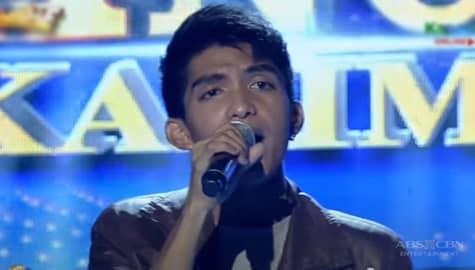 TNT 5: Kiro Remon sings Maghihintay Ako Image Thumbnail