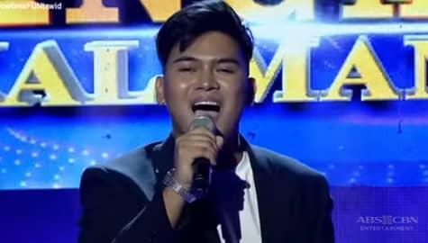TNT 5: Rio Paclibare Jr sings Maghintay Ka Lamang Image Thumbnail