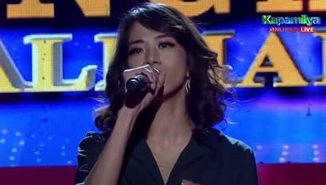 TNT 5: Faye Yupano sings Sa Ugoy Ng Duyan Image Thumbnail
