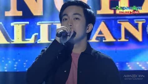 TNT 5: John Rex Baculfo sings Minsan Lang Kitang Iibigin Image Thumbnail