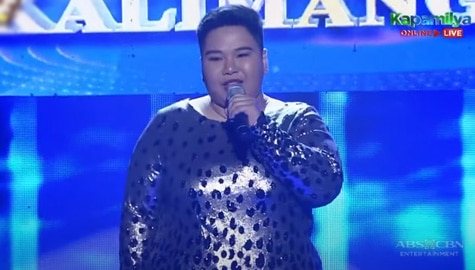 TNT 5: Erika Buensuceso sings One Night Only | Round 2 Image Thumbnail