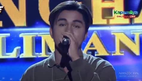 TNT 5: Psalm Manalo sings Kathang Isip Image Thumbnail
