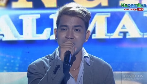 TNT 5: Al Lipaopao sings Don't Know What To Say Image Thumbnail