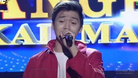 TNT 5: Jhoas Sumatra sings Ako Na Lang Sana Image Thumbnail