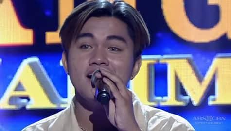 TNT 5: Psalm Manalo sings Ako'y Sa 'yo, Ika'y Akin Image Thumbnail