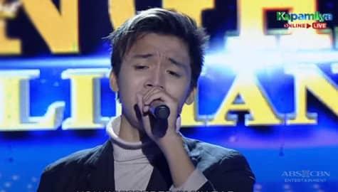 TNT 5: Jhoas Sumatra sings Till My Heartache Ends | Round 1 Image Thumbnail