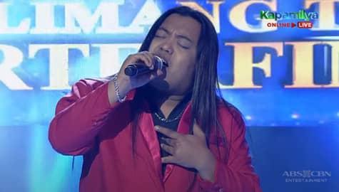 TNT 5 Quarterfinals: Froilan Cedilla sings Istorya Image Thumbnail