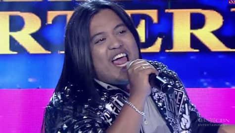 TNT 5 Quarterfinals Day 5: Froilan Cedilla sings Still Loving You Image Thumbnail