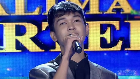 TNT 5 Quarterfinals Day 5: Reiven Umali sings Next In Line Image Thumbnail