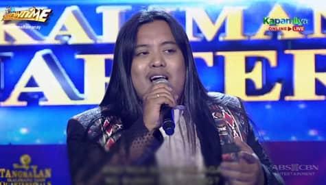 TNT 5 Quarterfinals Day 6: Froilan Cedilla sings Isang Lahi  Image Thumbnail