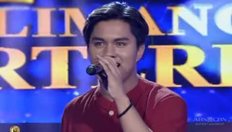 TNT 5 Quarterfinals Day 1: Psalm Manalo sings Patawad, Paalam Image Thumbnail