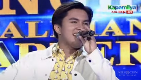TNT 5 Quarterfinals Day 4: Psalm Manalo sings Ride Home Image Thumbnail