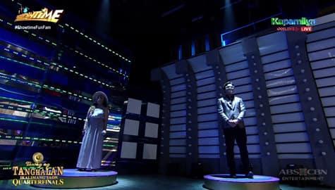 Aixia Mallary at Psalm Manalo, matagumpay na nakapasok sa TNT 5 Seminafinals!  Image Thumbnail