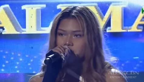 TNT 5: Lorraine Galvez sings KZ Tandinangan's Labo Image Thumbnail
