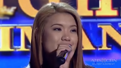 TNT 5: Rochelle Tolentino sings If I Ain't Got You Image Thumbnail