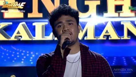 TNT 5: Adrian Manibale sings Bakit Ba Ikaw Image Thumbnail