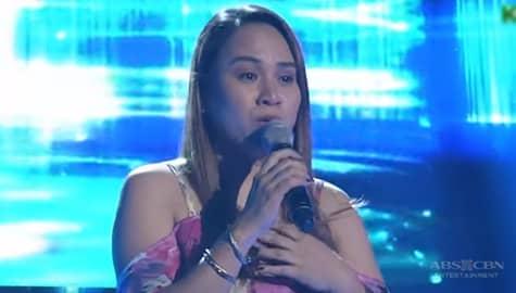TNT 5: Michelle Caña-Guison sings Gaano Kadalas Ang Minsan Image Thumbnail