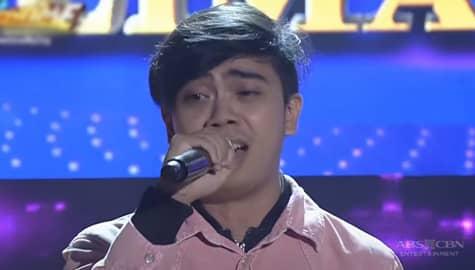 TNT 5: Joshua Talusig sings Sukob Na Image Thumbnail