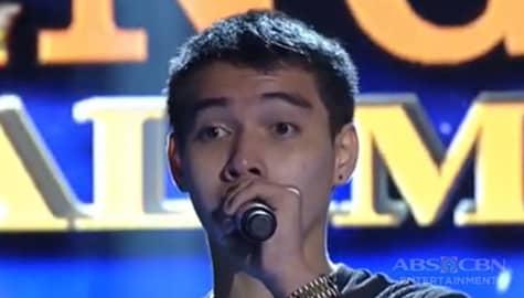 TNT 5: Andre Parker sings Hindi Tayo Pwede Image Thumbnail