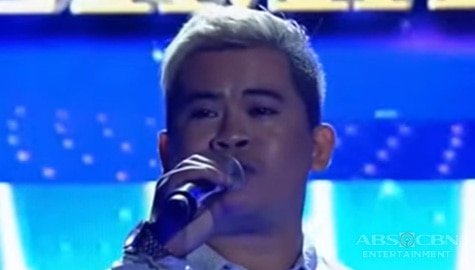 TNT 5: Daryl Tocong sings You Raise Me Up Image Thumbnail