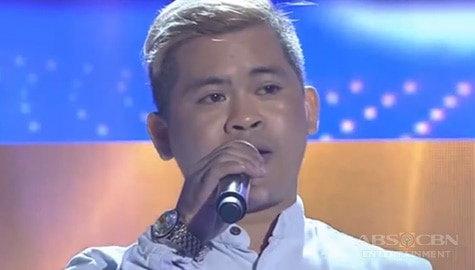 TNT 5: Daryl Tocong sings My Love Will See You Through Image Thumbnail