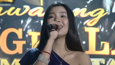 TNT 5: Mariel Rose Reyes sings Rivermaya's Himala | Round 2 Image Thumbnail