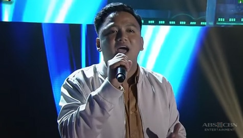TNT 5: John Paul Pacigna sings Gary Valenciano's How Did You Know Image Thumbnail