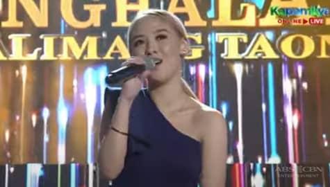 TNT 5: Eufritz Santos sings Tattooed Heart Image Thumbnail
