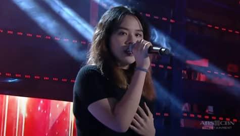 TNT 5: Gyweneth Ravago sings Maging Sino Ka Man Image Thumbnail