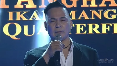 TNT 5 Quarterfinals: Rogelio Colanggo sings How Am I Supposed To Live Without You Thumbnail