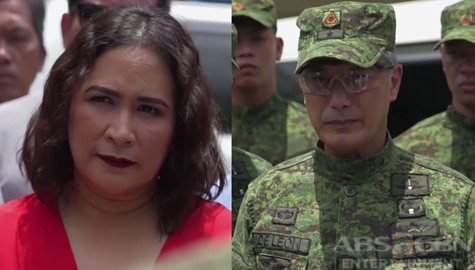 The General's Daughter: Amelia, ipinahiya sa taumbayan si Marcial Image Thumbnail