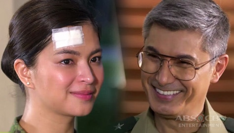 Kapamilya Toplist: 7 times Marcial cared for Rhian's well-being in The General's Daughter Image Thumbnail