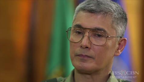 The General's Daughter: Marcial, ipinagtanggol sa lahat si Rhian Image Thumbnail