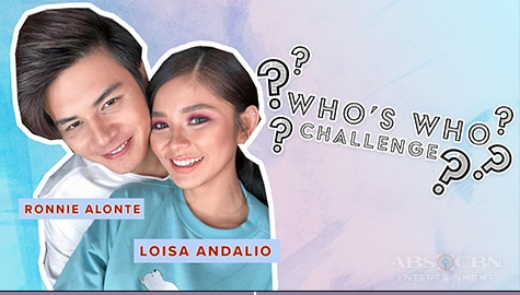 Who's Who Challenge with Loisa Andalio Image Thumbnail