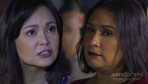10 Corazon and Amelia's intense face off in The General's Daughter | Kapamilya Toplist Image Thumbnail