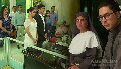 Rhian, Marcial, and Franco monitor Jessie and Ethan's wedding | The General's Daughter Recap Image Thumbnail