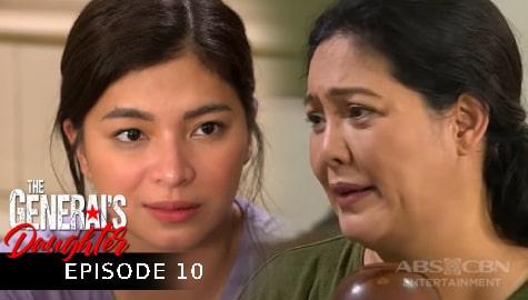 The General's Daughter: Sabel, nagpasalamat sa tulong ni Rhian kay Cora | Episode 10 Image Thumbnail