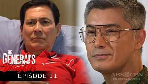 The General's Daughter: Marcial, binalaan si Tiago tungkol kay David | Episode 11 Image Thumbnail