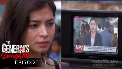 The General's Daughter: Rhian, nadiskubre ang pinagdaanan ni Tiago | Episode 11 Image Thumbnail