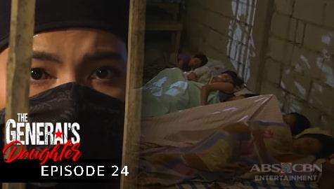 The General's Daughter: Rhian, sinubukan iligtas ang mga bata sa mga tauhan ni Franco | Episode 24 Image Thumbnail