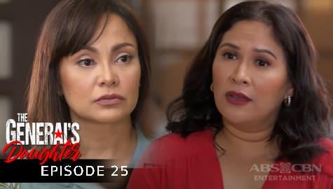 The General's Daughter: Amelia, binantayan ang negosyo ni Corazon | Episode 25 Image Thumbnail