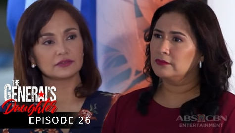 The General's Daughter: Amelia, tuloy ang pagseselos kay Corazon | Episode 26