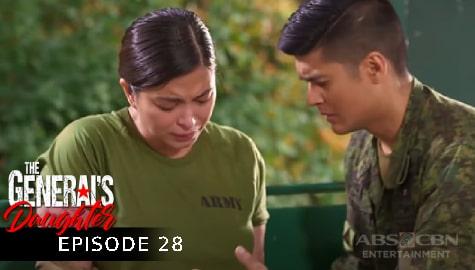 The General's Daughter: Rhian, ipinakita ang kanyang sugat kay Ethan   Episode 28 Image Thumbnail